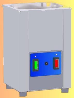 Lavatrici ad ultrasuoni per laboratori, veniciatura, industria chimica e galvanica