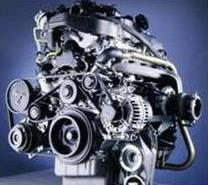testa motore autovettura