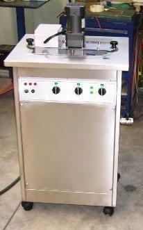 Lavatrici ad ultrasuoni per applicazioni speciali