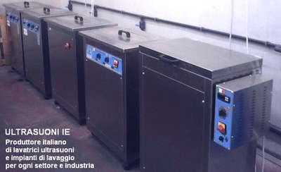 Centri di lavaggio high tech
