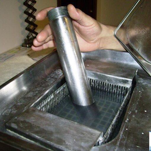 macchine per piccolo lavaggio ultrasuoni