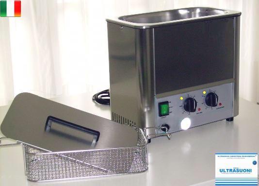lavatrice sonica per fresatrici