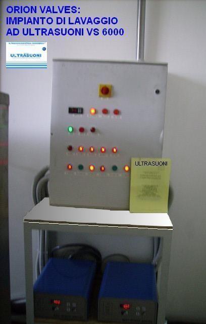 comando sistemi ultrasonori
