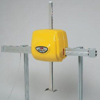 robot e fotocellule infrarossi