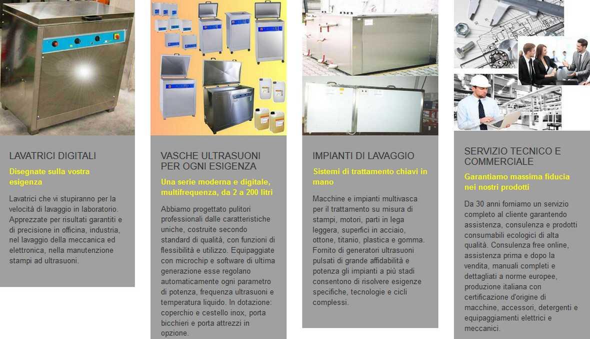 Vasca Da Bagno Con Ultrasuoni : Prodotti attrezzature e macchine per il lavaggio a ultrasuoni